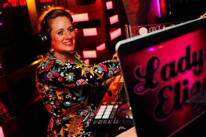 DJ Lady Eliza -Your international party DJ. Perfect for all ages, music tastes and nationalities!
