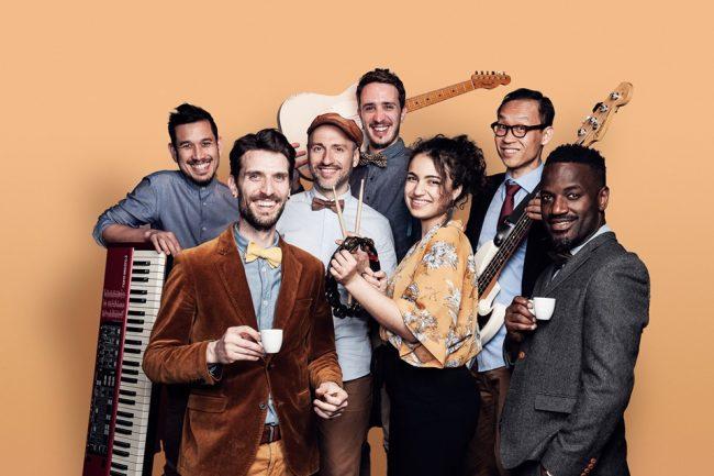 Lyon band Coffee Tone