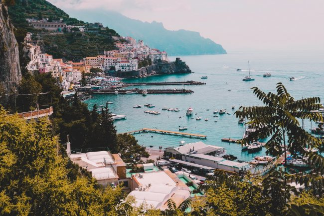 Wedding venues with a view along the Amalfi Coast