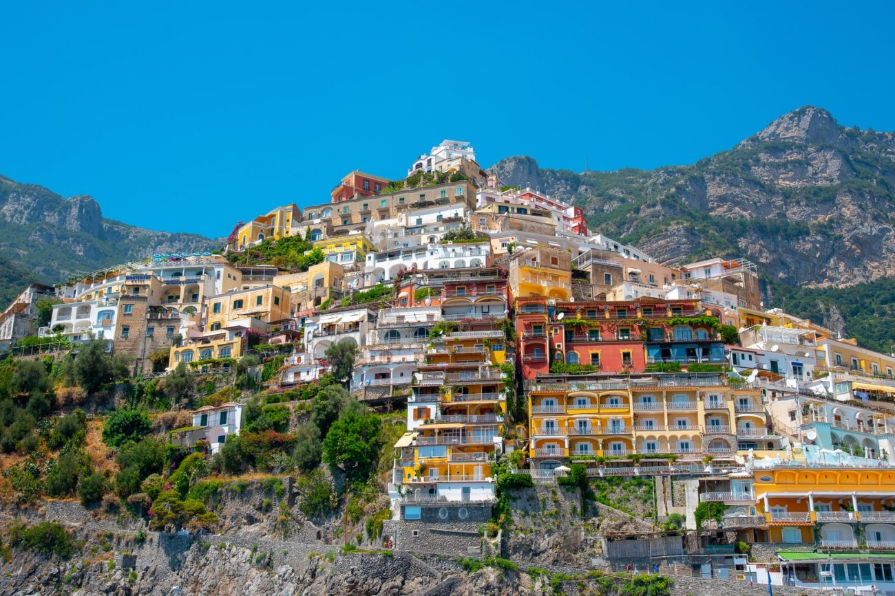 The Amalfi Coast - breathtaking venues to host your wedding or corporate event