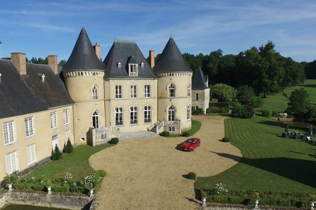 Chateaux in France - some of the most luxurious wedding and event spaces in the world.