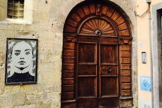 @blub'sfriends Street Art, Arezzo Tuscany