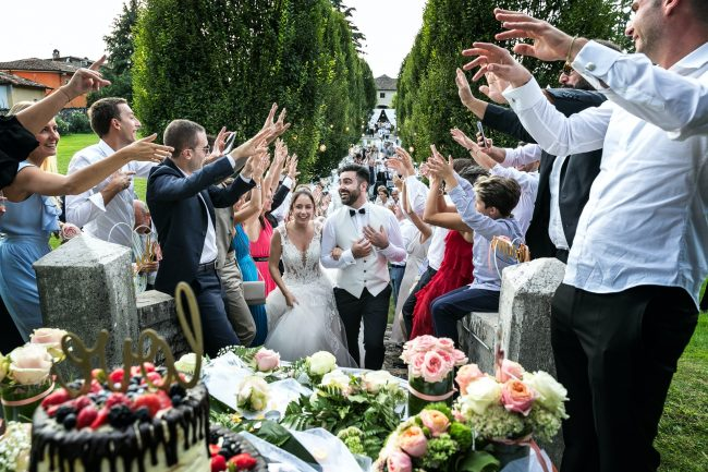 Wedding band in Italy