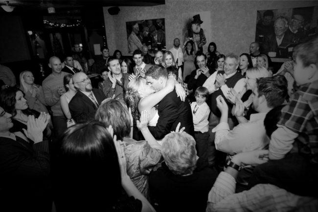 Wedding party music - dance floor memoires